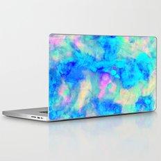 Electrify Ice Blue Laptop & iPad Skin