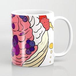Very Berry Pancakes Coffee Mug
