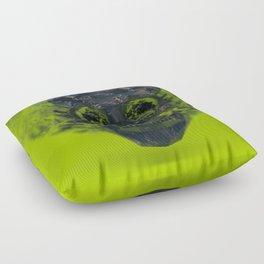 Skull Explotion Floor Pillow