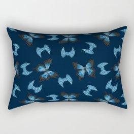 Thyroids and Butterflies Rectangular Pillow