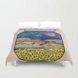 Star Jar Duvet Cover