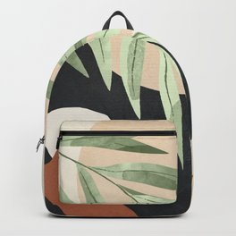 Branches and Leaves in an Abstraction 03 Backpack
