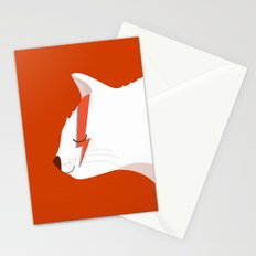 David Meowie Stationery Cards
