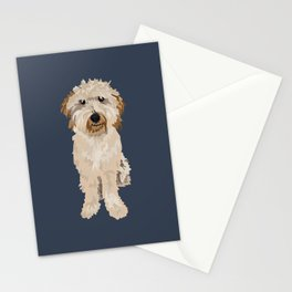Dog Doodle Cards Society6