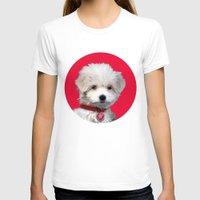 valentine T-shirts featuring Valentine by Herzensdinge