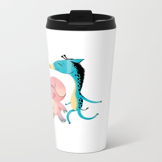 Parade Metal Travel Mug