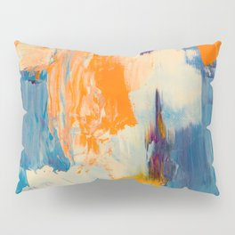 Tell me, what do you see in this picture? Pillow Sham