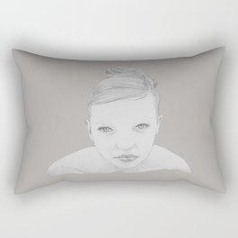 Elliphant Rectangular Pillow