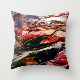 BeautifulAutumn  Throw Pillow
