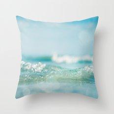 ocean 2258 Throw Pillow