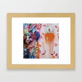 Mrs Robinson 568 Framed Art Print