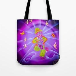 Funny World Clown 2 Tote Bag