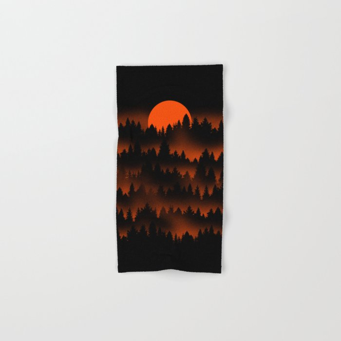 Incendio Hand & Bath Towel
