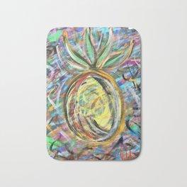 Miami Pineapple Bath Mat