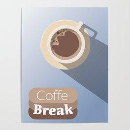 Coffe Break Poster