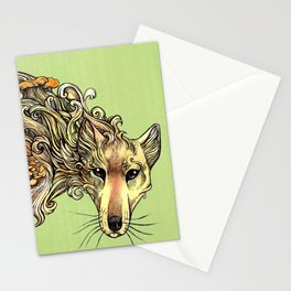 A Phantom in the Wilderness - The Thylacine Stationery Cards