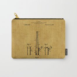 Cigarette Holder Patent 1 Carry-All Pouch