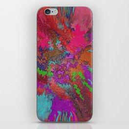 Hippie Goop iPhone Skin