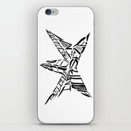 Calligranime: Yourself iPhone Skin