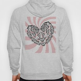 Love Conquers Hate Hoody