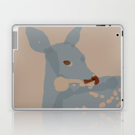 Grey Deer Laptop & iPad Skin