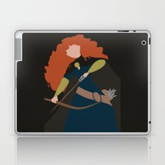 Merida - Brave - Minimalist Laptop & iPad Skin