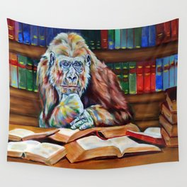 Ishmael- homage to Daniel Quinn Wall Tapestry