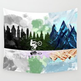 Go to The Mountains Wall Tapestry