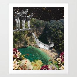 Pelio Art Print