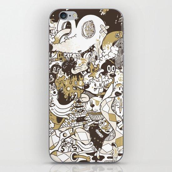 con$umer iPhone & iPod Skin