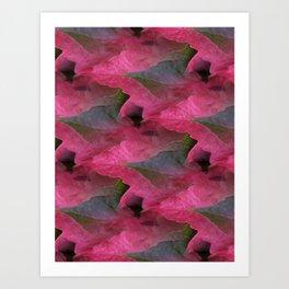 ivy pattern -04- Kunstdrucke