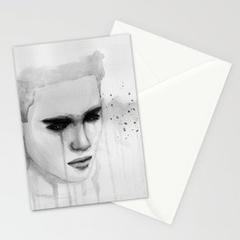hurt lover Stationery Cards