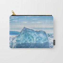 Pressure ridge of lake Baikal Carry-All Pouch