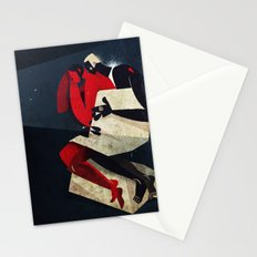 The dreamers Stationery Cards