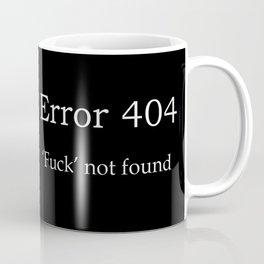 No Fucks Coffee Mug