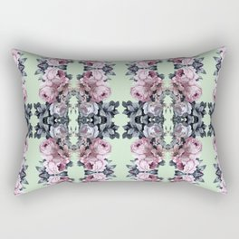 Printemps 1950 Mint Rectangular Pillow