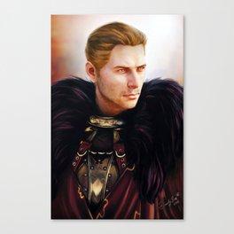 Commander Cullen Canvas Print