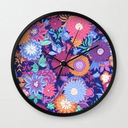 Avalon Garden Wall Clock