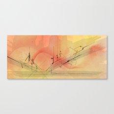 Skyliner Canvas Print