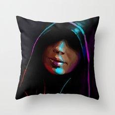 Thief Throw Pillow