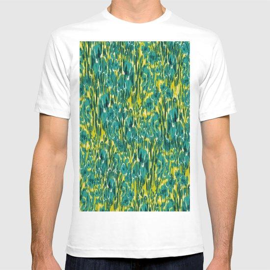 Ikat Floral T-shirt