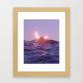 mephistopheles Framed Art Print