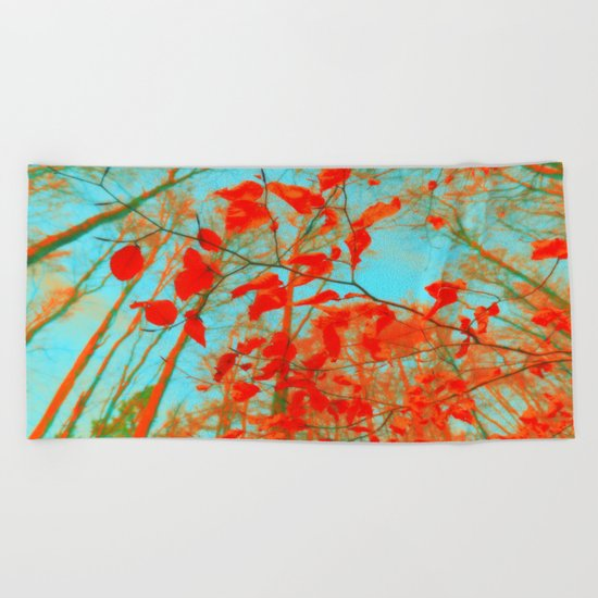 nature abstract 99999 Beach Towel