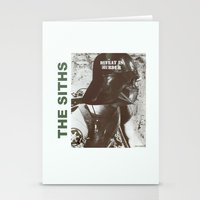 the smiths Stationery Cards featuring Defeat is Murder by Ant Atomic