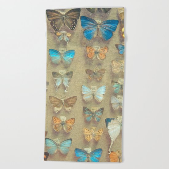 The Butterfly Collection II Beach Towel