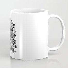 Zapata Black Coffee Mug