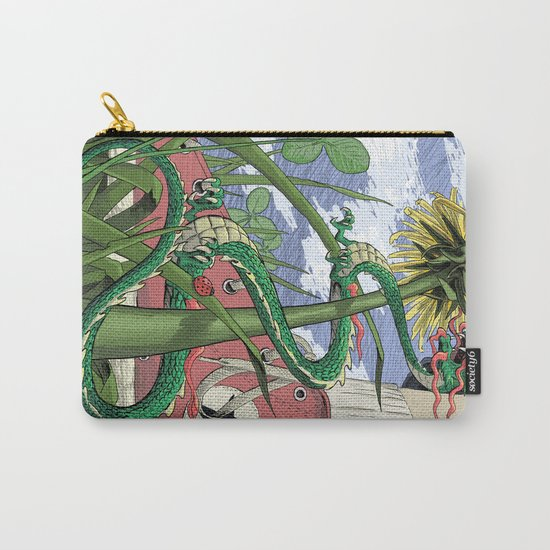 Dragons Unseen  Carry-All Pouch