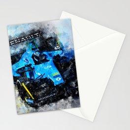 Nelson Piquet junior, Formula E Stationery Cards