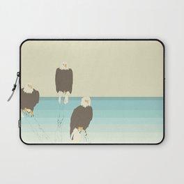 Bald Eagles Laptop Sleeve
