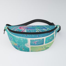 Crabs Fanny Pack